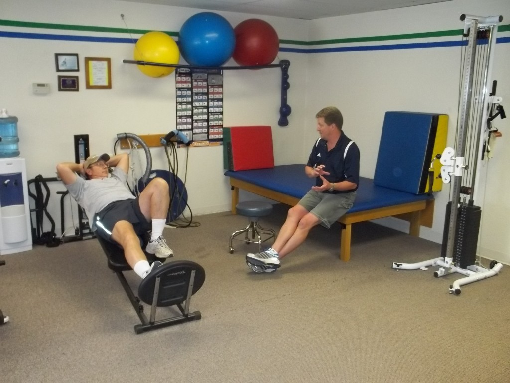 newly remodeled Accelerate Physical Therapy Gym